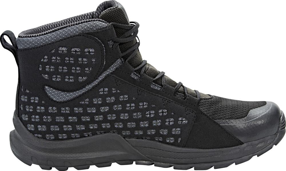 La Chaussure De Chaussures De Montagne Face Nord Pour Les Hommes - Noir TNZuNnK6